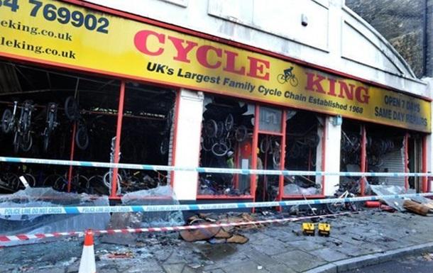 В Англии сотрудники сожгли магазин, пытаясь кремировать мышь