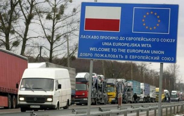 Торгпред Украины: Квоты Польши на перевозки – «экономический геноцид»