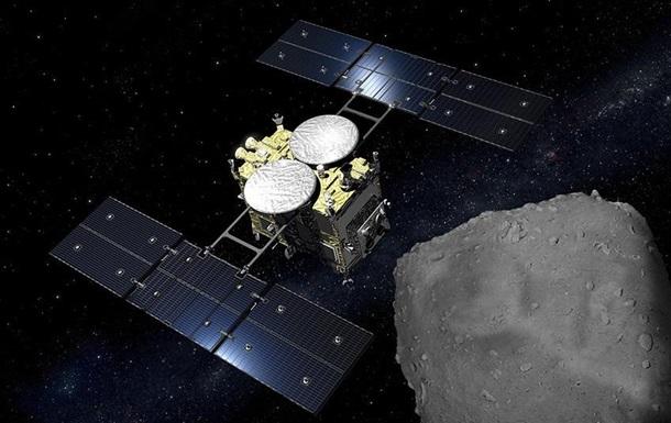 Японский зонд покинул астероид Рюгу