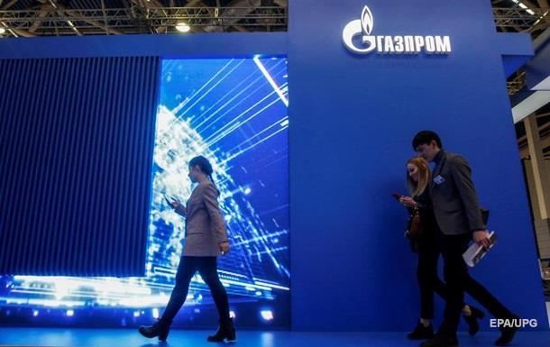 Разморожены арестованные активы Газпрома