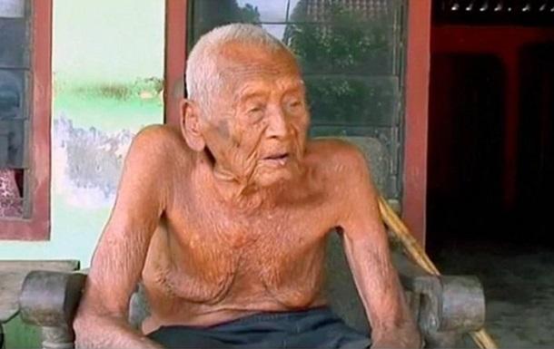 Найден старейший мужчина в истории
