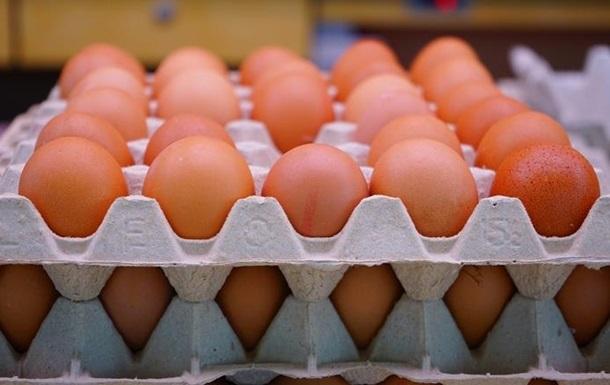 В Украине на 13% подорожали яйца