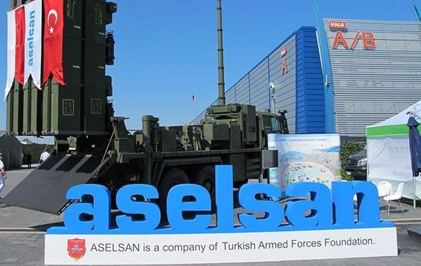 Украина закупит у Турции системы связи