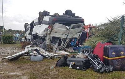В Турции перевернулся автобус с туристами из Германии, есть погибшие