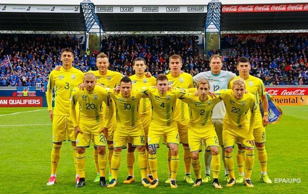 Косово — Украина 0:2. Онлайн