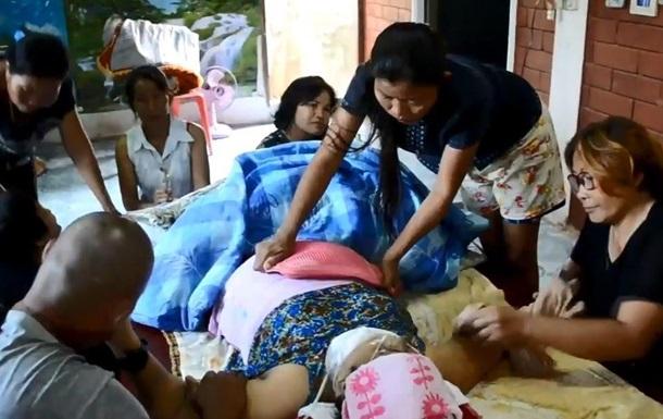 """В Таиланде женщина """"ожила"""" перед кремацией"""