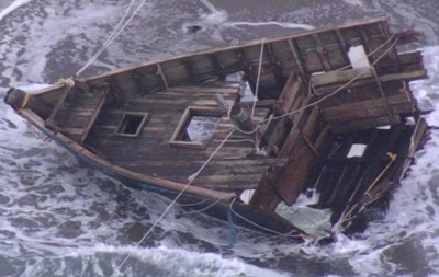 У берегов Японии обнаружили лодку с трупами и головами – СМИ