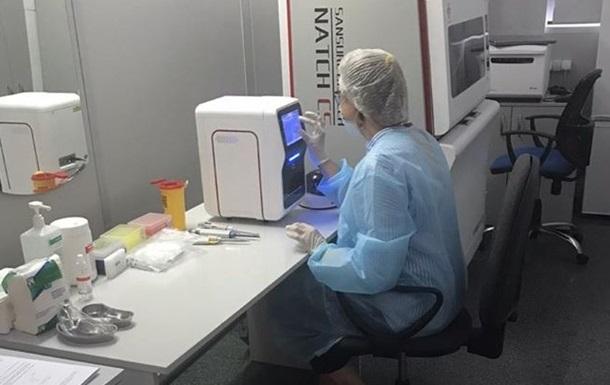 В Борисполе установили лабораторию для проверки экипажей на COVID-19