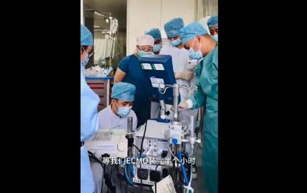 Китаянка выжила после трехдневной остановки сердца