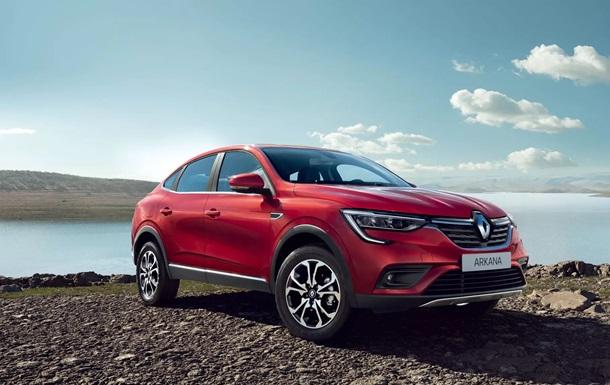 ЗАЗ начинает производство Renault Arkana