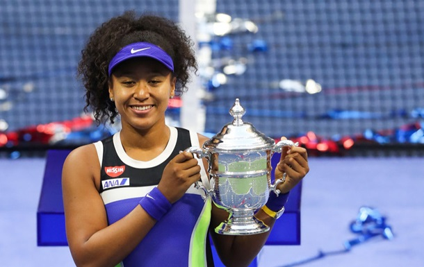 Осака одолела Азаренко в финале US Open