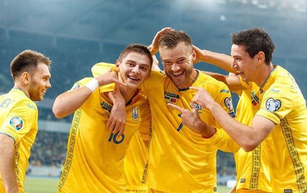Сборная Украины ни разу не проигрывала во Львове – 17 побед, 2 ничьи