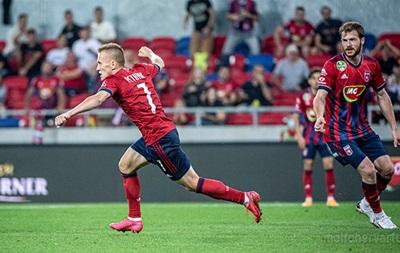 Петряк отметился вторым голом в сезоне