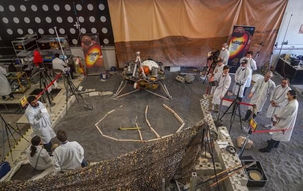 В NASA отказались от попыток пробурить поверхность Марса