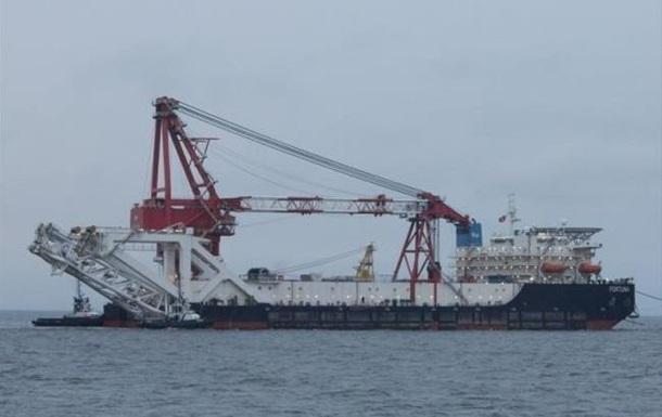 СП-2: США ввели санкции против судна Фортуна