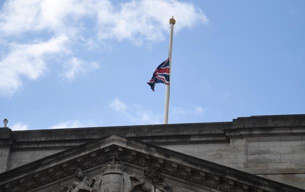 Смерть принца Филиппа: в Британии начался траур