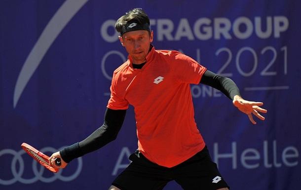Стаховский вышел в основную сетку турнира в Праге