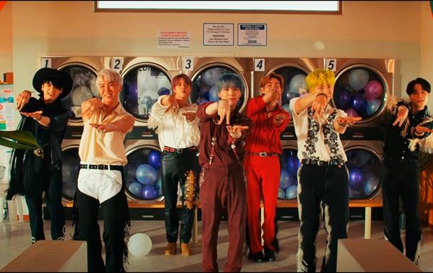 Клип BTS о конце пандемии просмотрело рекордное количество пользователей