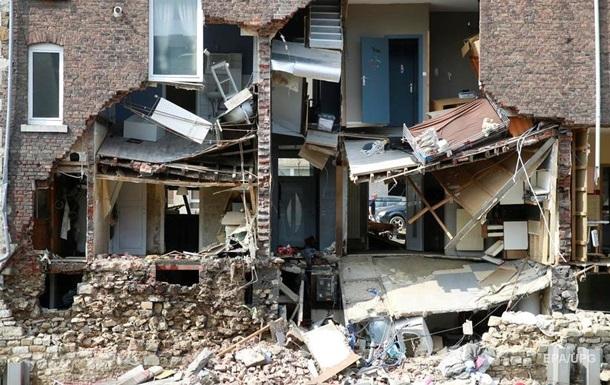 Наводнение в Бельгии: убытки превысили €10 млрд