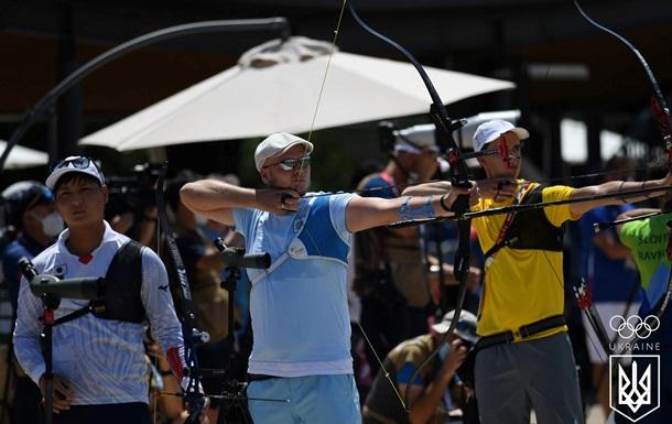 Украинский лучник стал 28-м в рейтинговом раунде на Олимпиаде