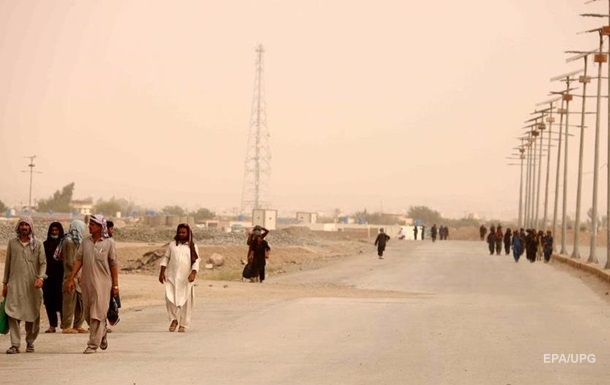 """Талибан"" заявил о контроле 90% границы Афганистана"