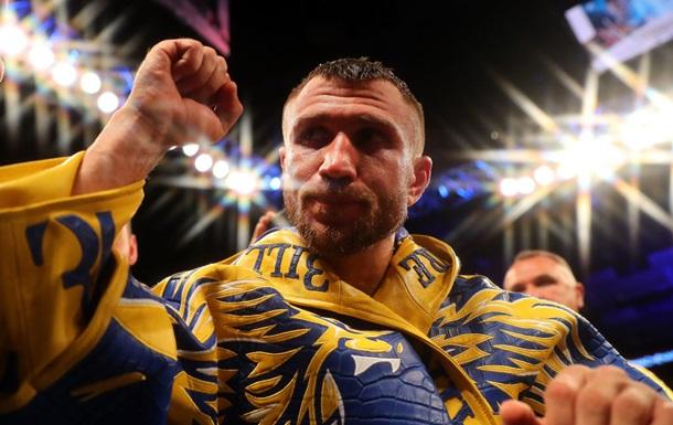 Ломаченко намекнул на дату своего следующего боя