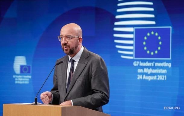 Глава Евросовета обсудил с Путиным Украину
