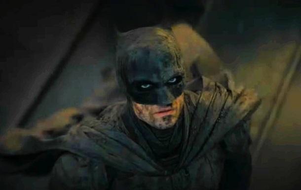 Вышел трейлер фильма о Бэтмене с Паттинсоном